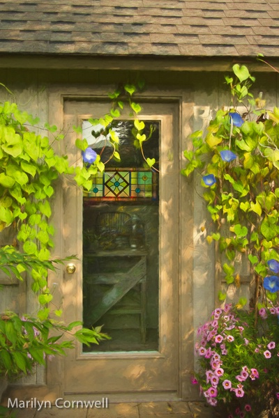 Blossom Garden's Poet's House