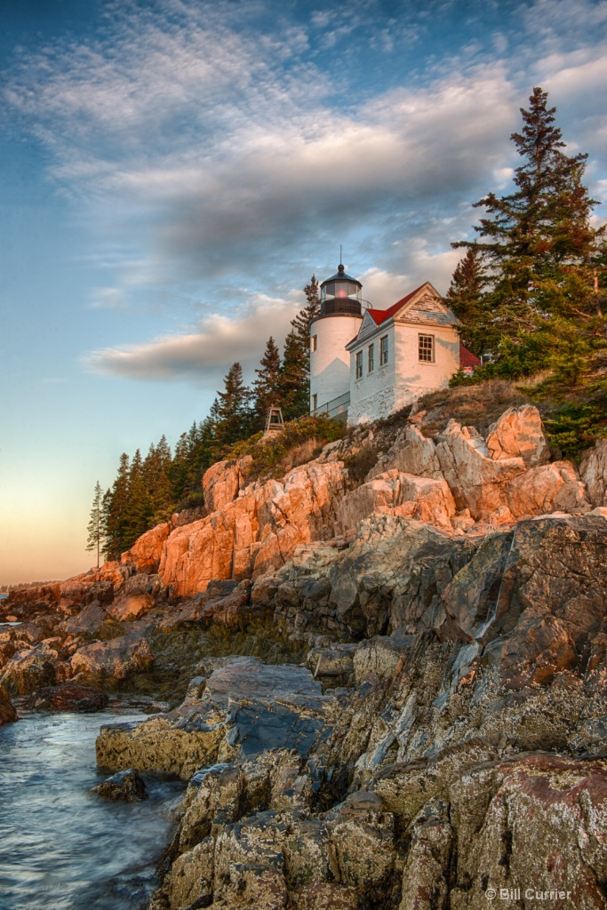Bass Harbor Head Lighthouse - Acadia National Park