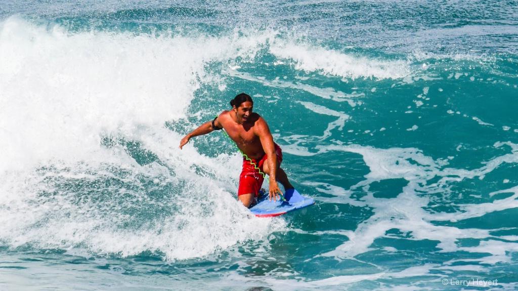 Maui Surf # 7