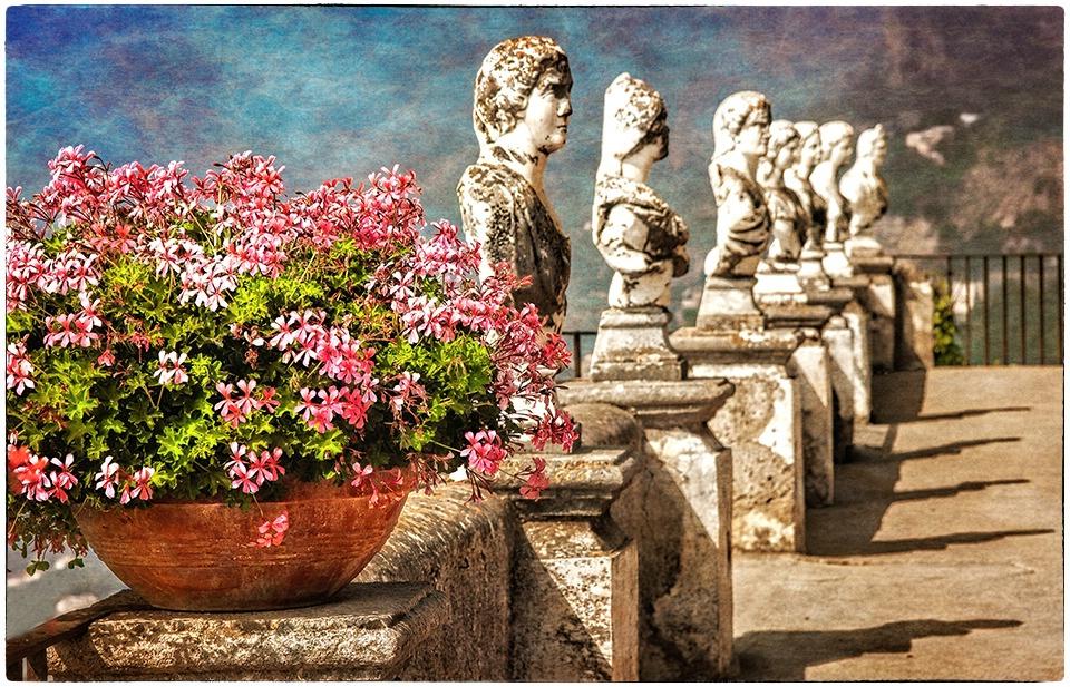Terrace of Infinity, Ravello