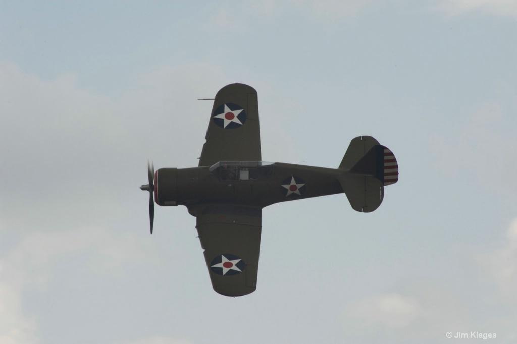 North American P-64 (replica)