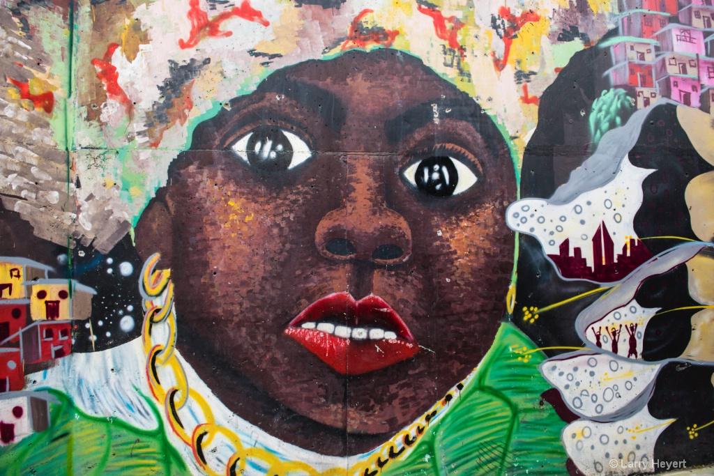 Street Art # 7-  Communa 13