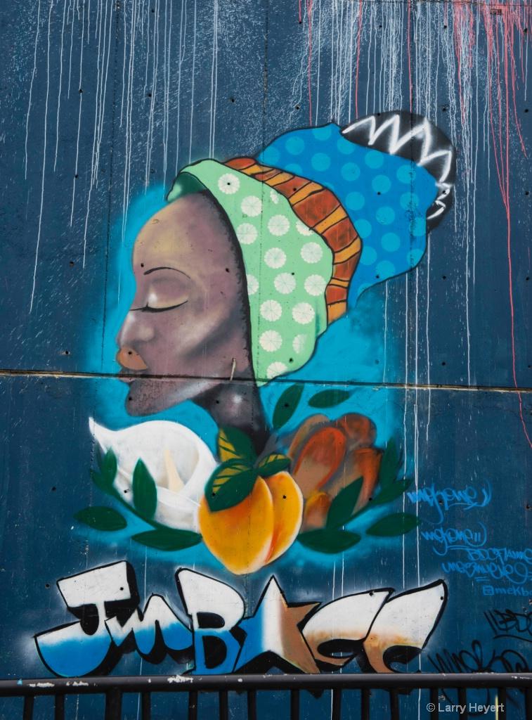 Street Art # 14-  Communa 13