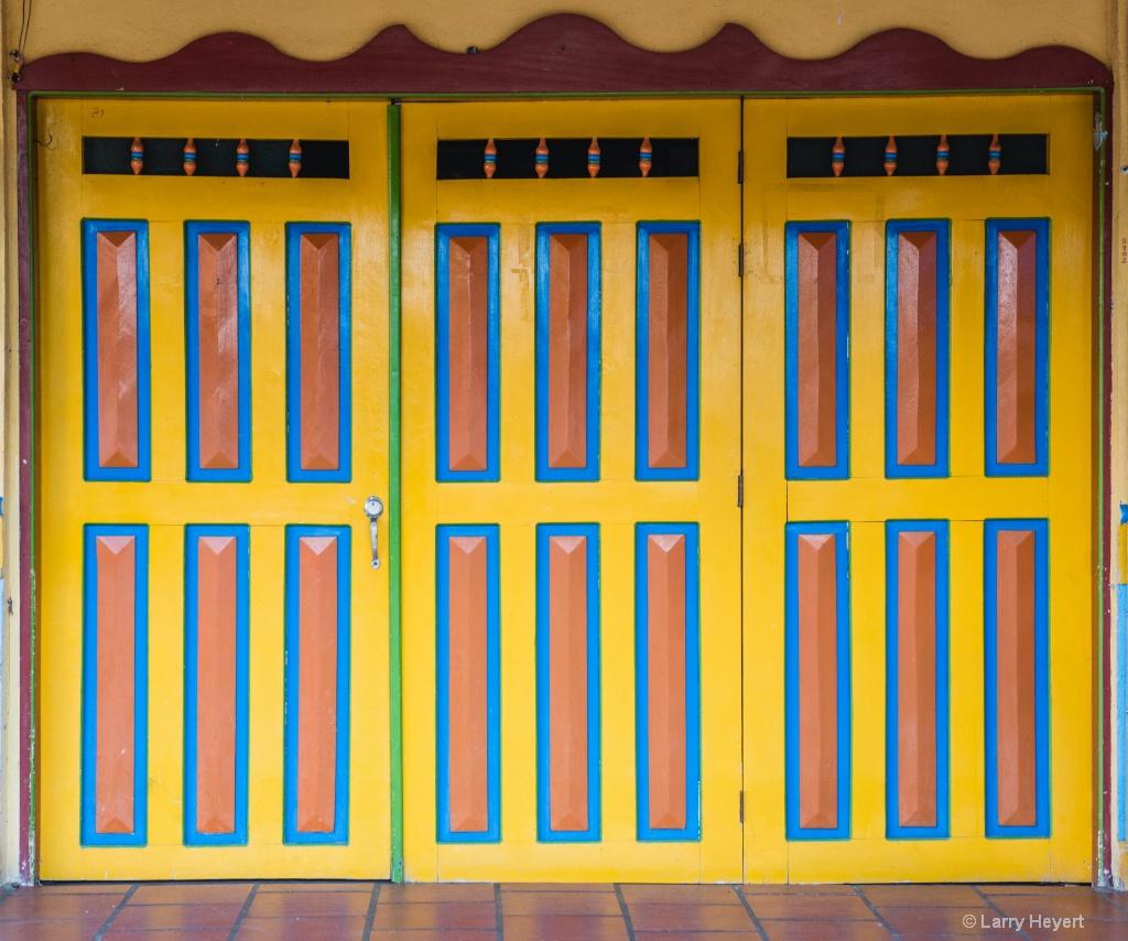 Colorful Door # 1