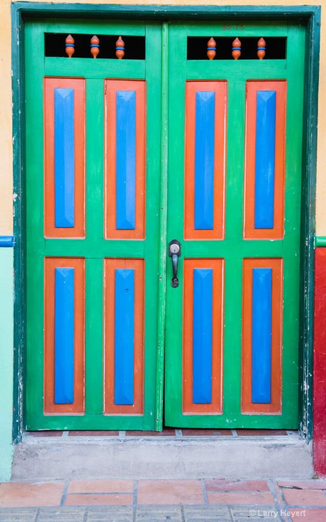 Colorful Door # 2