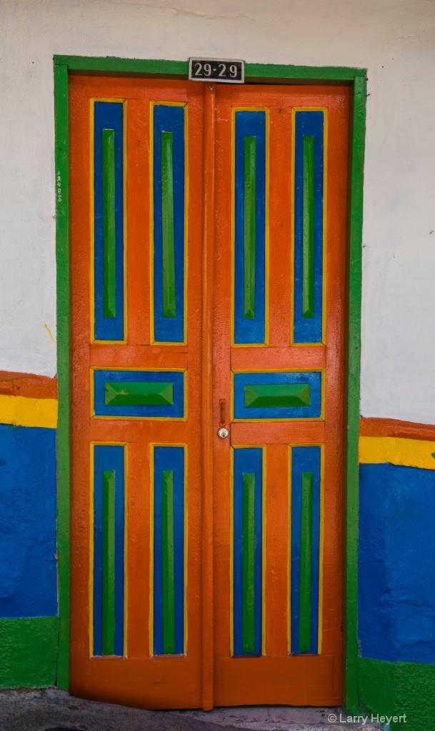 Colorful Door # 3