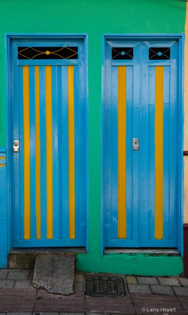 Colorful Door # 4