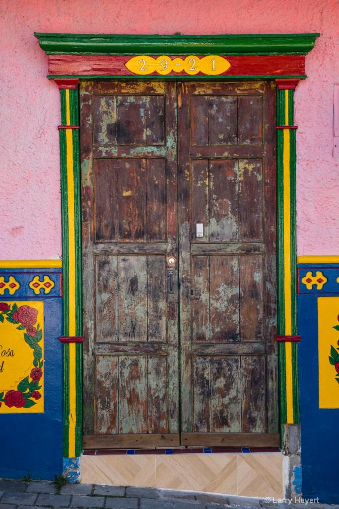 Colorful Door # 6