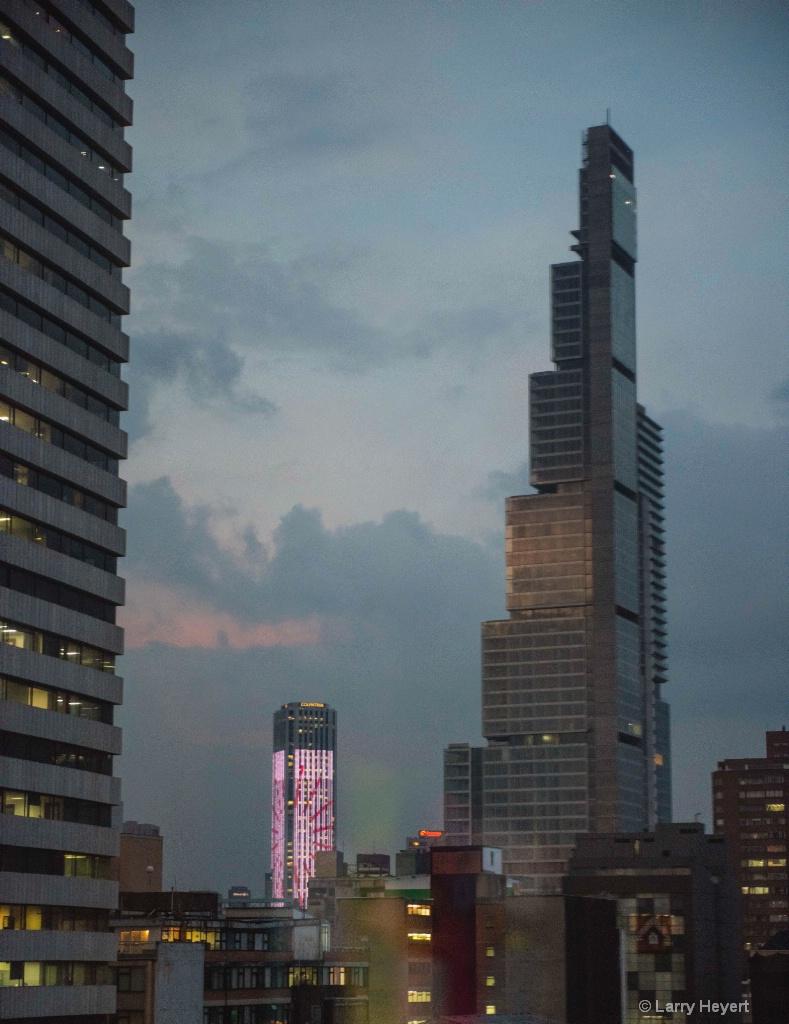 Bogota at Night