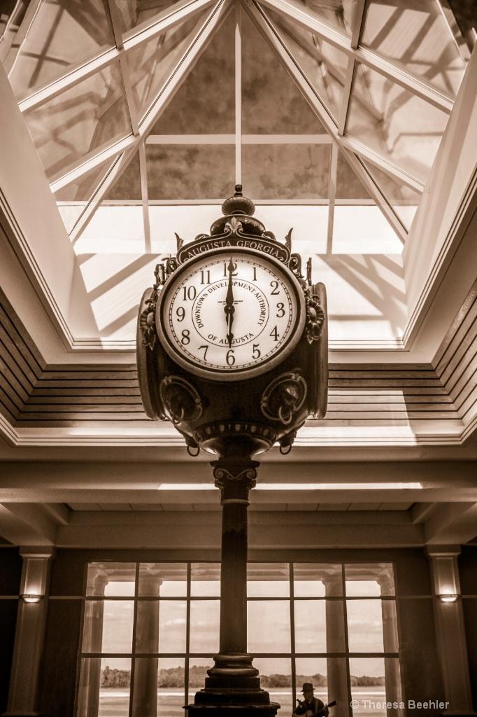 Augusta Clock  - 2