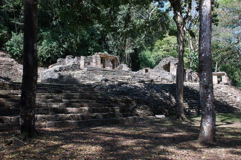 Yaxchilan Chiapas 9