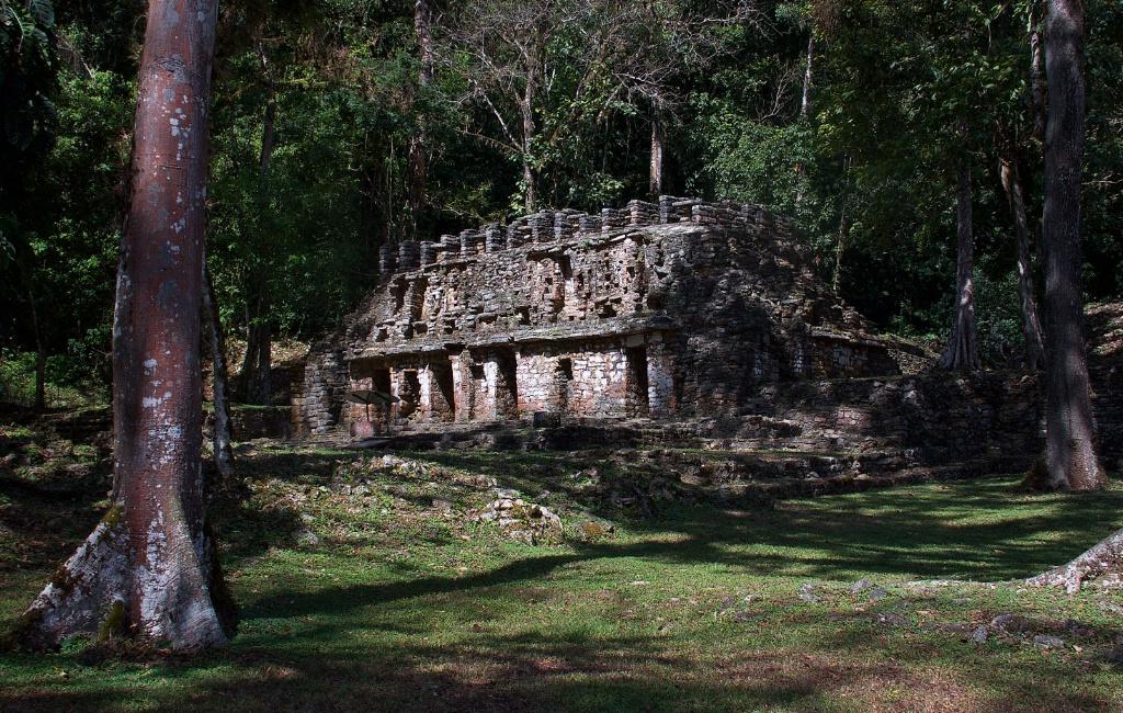 Yaxchilan Chiapas 5