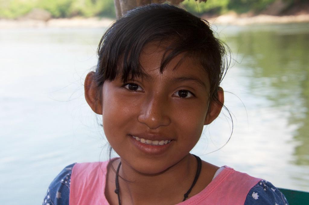 Maria Mayan Girl