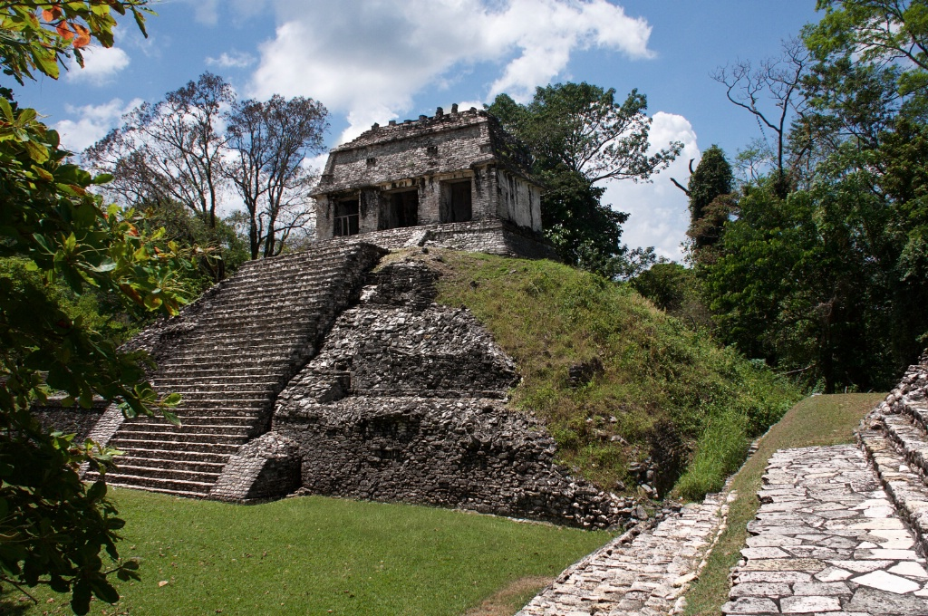 Bonampak Chiapas 7