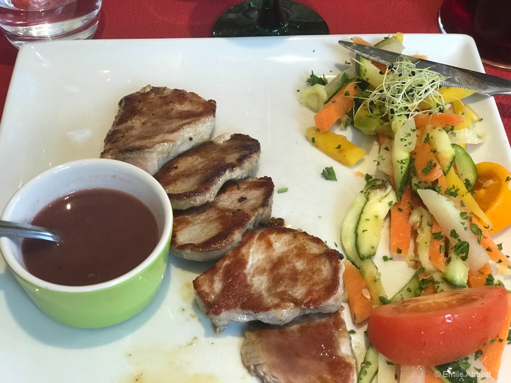 Lunch in France