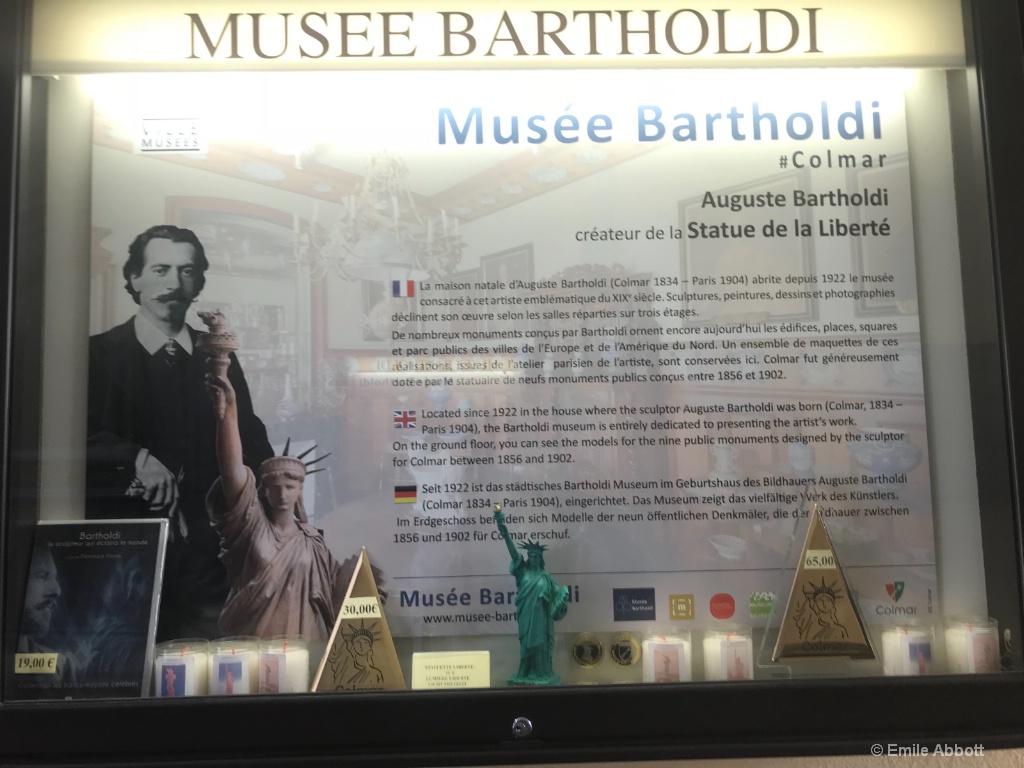 Missed Bartholdi