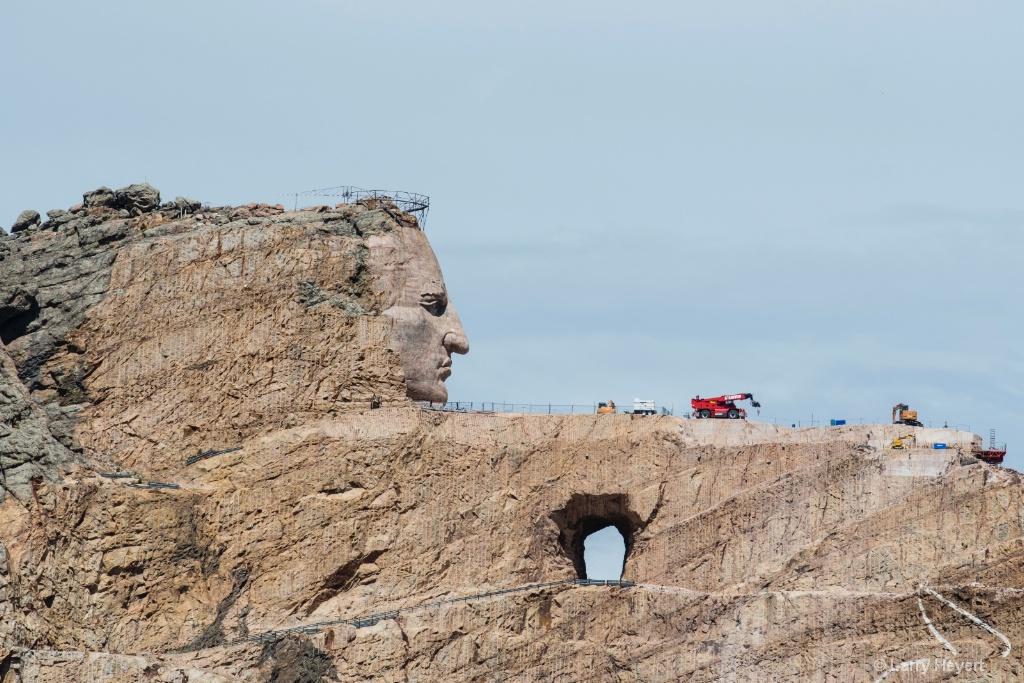 Crazy Horse Monument # 5