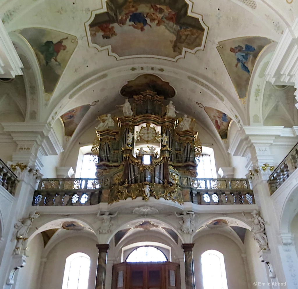 Organ St. Peter