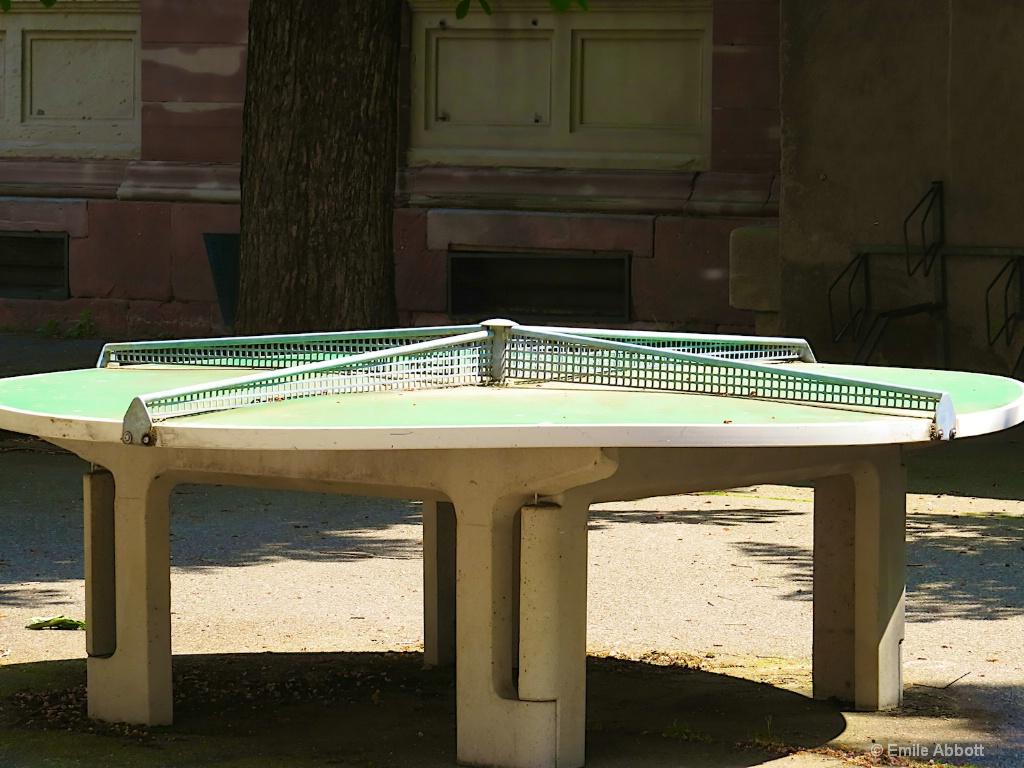 Four man pingpong