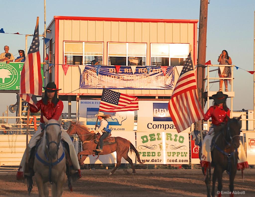 Rodeo Time in Del Rio