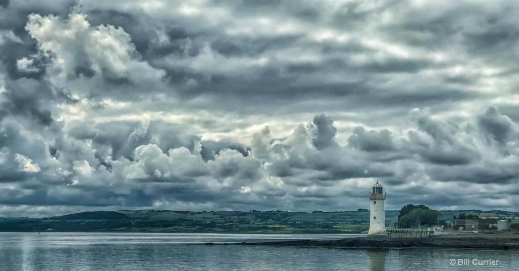 Tarbert Island Lighthouse - Ireland