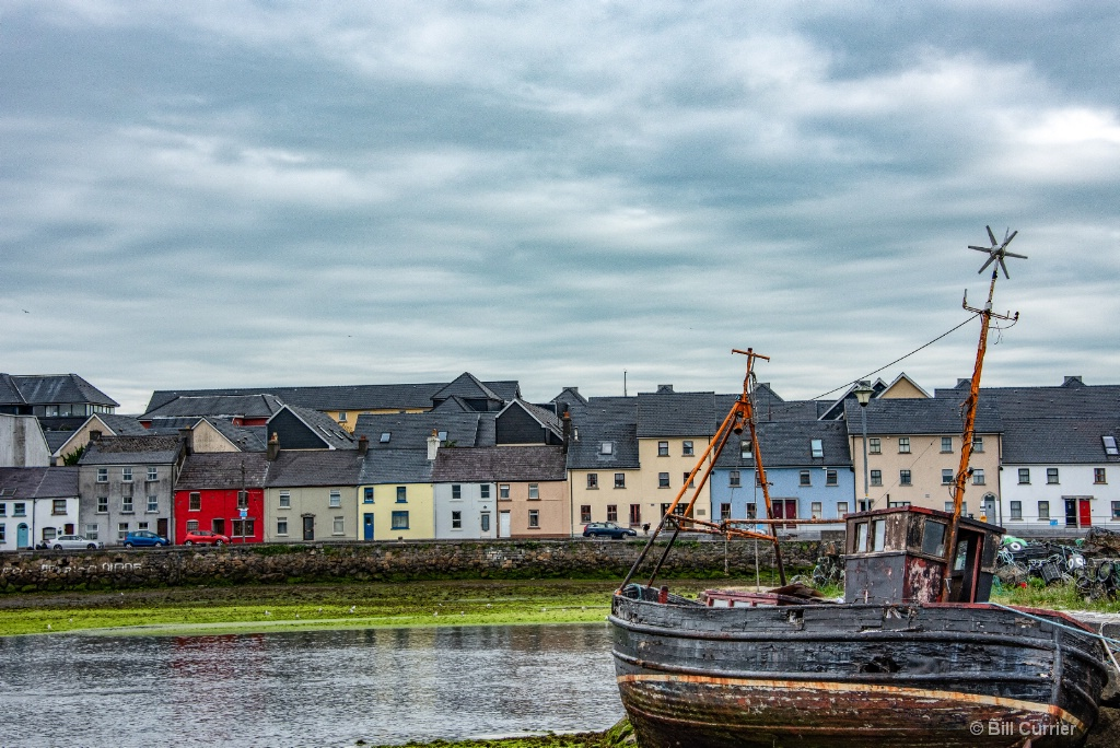 The Long Walk - Galway Ireland