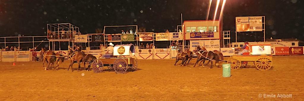 Chuck Wagon Race
