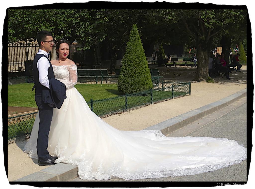 Paris Wedding Shoot