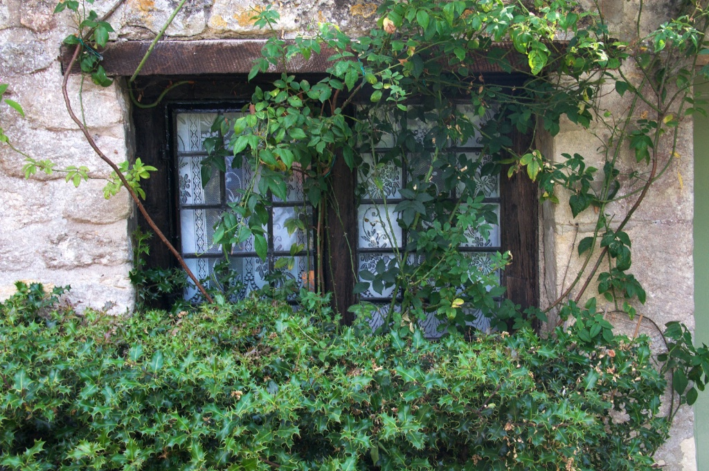 Window at the Cotswolds