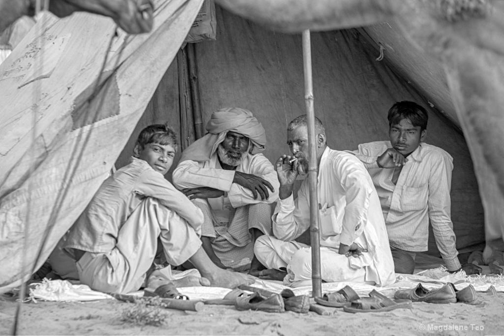 Flashback to Rajasthan India - Bedouin