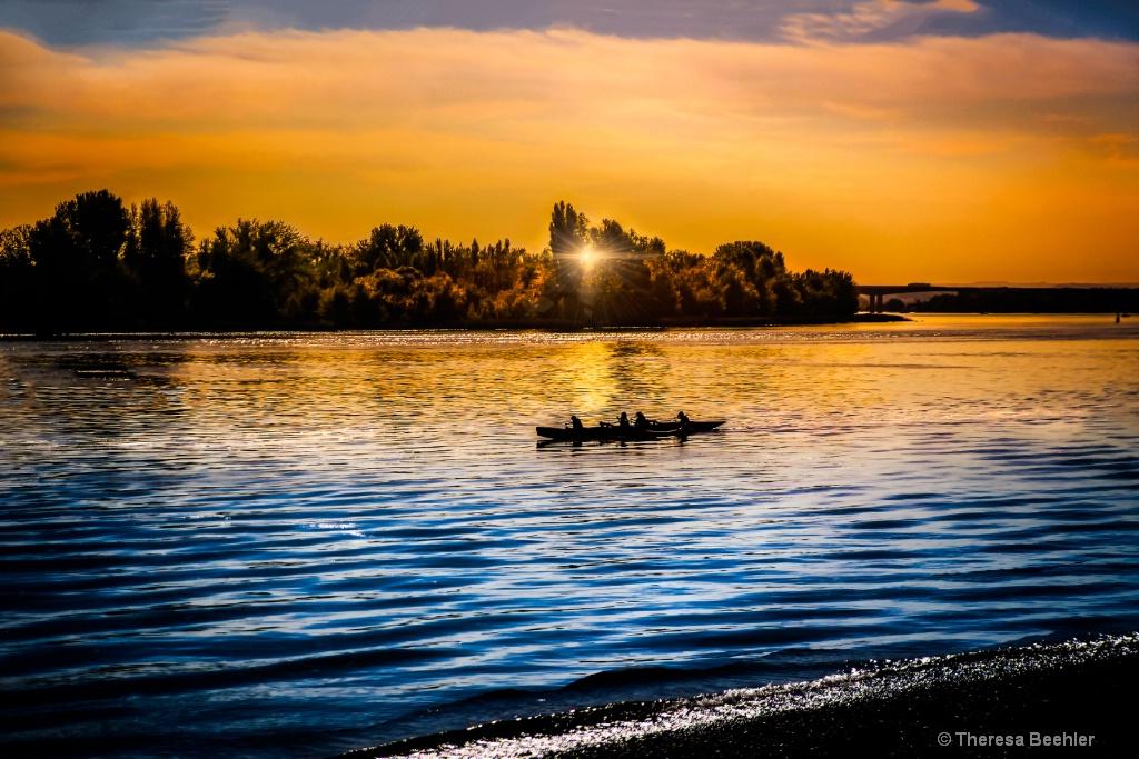 Last days of summer - Howard Amon Park