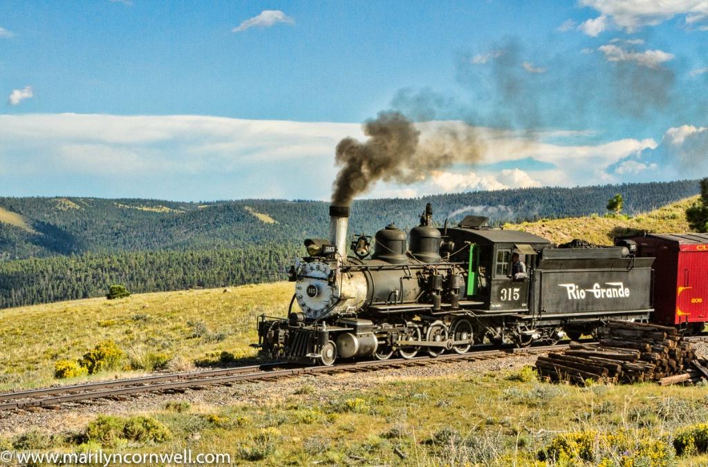 Cumbres and Toltec Steam  I