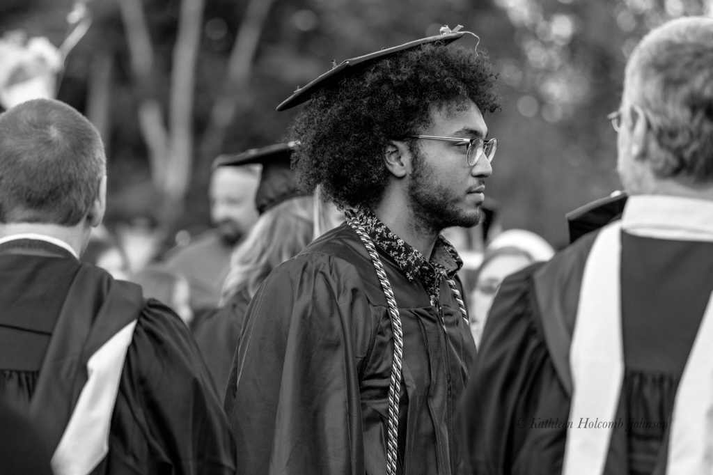 Education is Important: In Black and White!