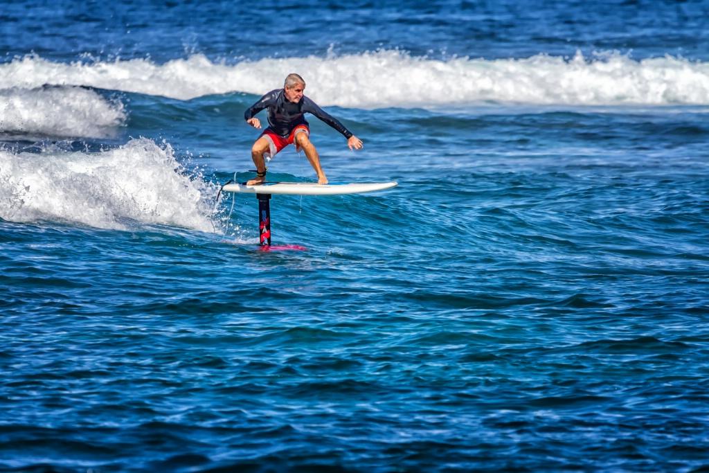 Surf Foil Board  0366