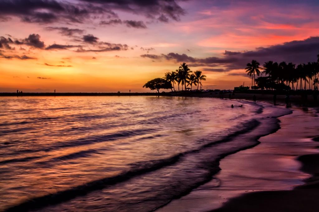 Paradise Sunset  4773