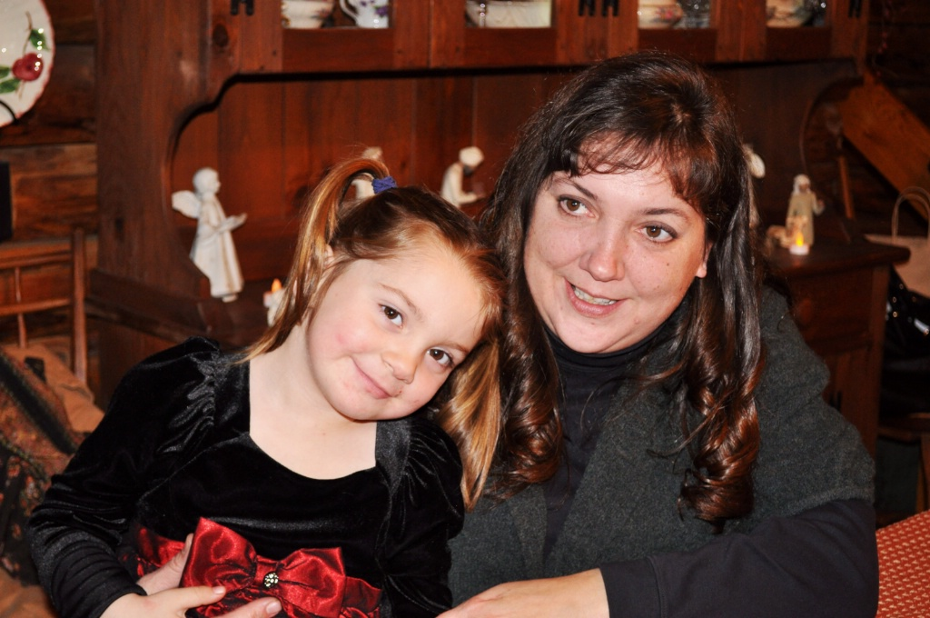 Celebrating Christmas: Mother and Child!