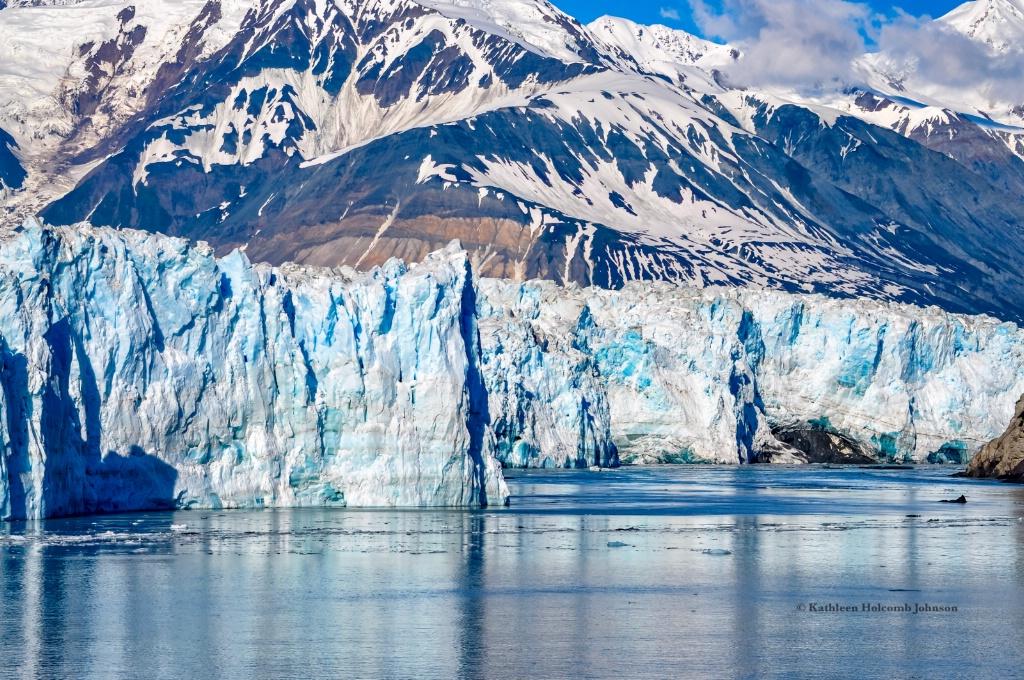 Glacier Bay in July