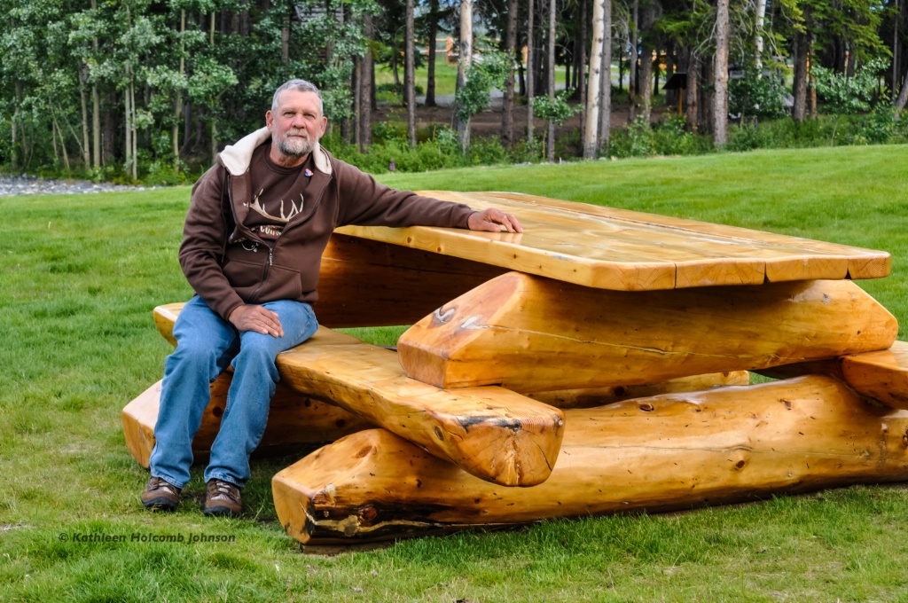 Everything is Big in Alaska!