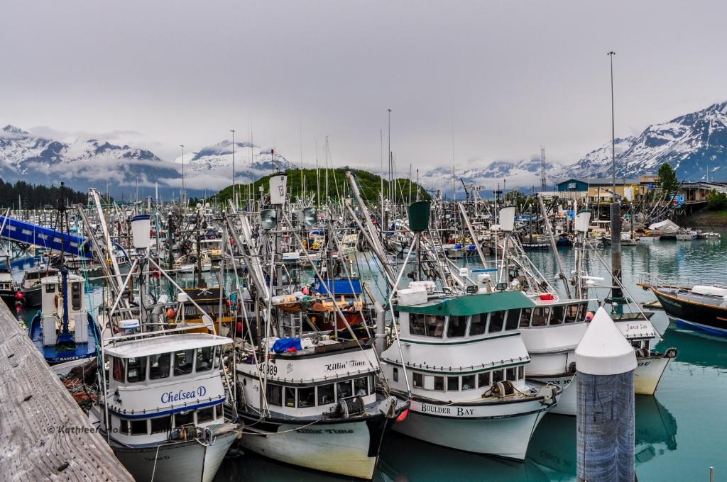 "Alaska ""City Of Boats!"