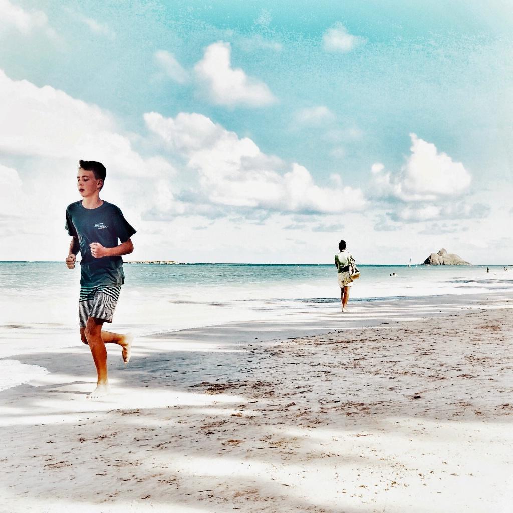 Running in a Dream