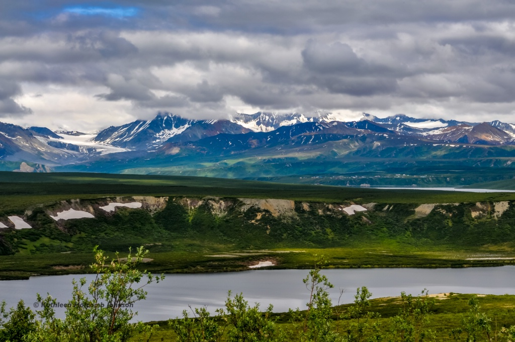 Alaskan Ride Guarantees Beautiful Scenery!