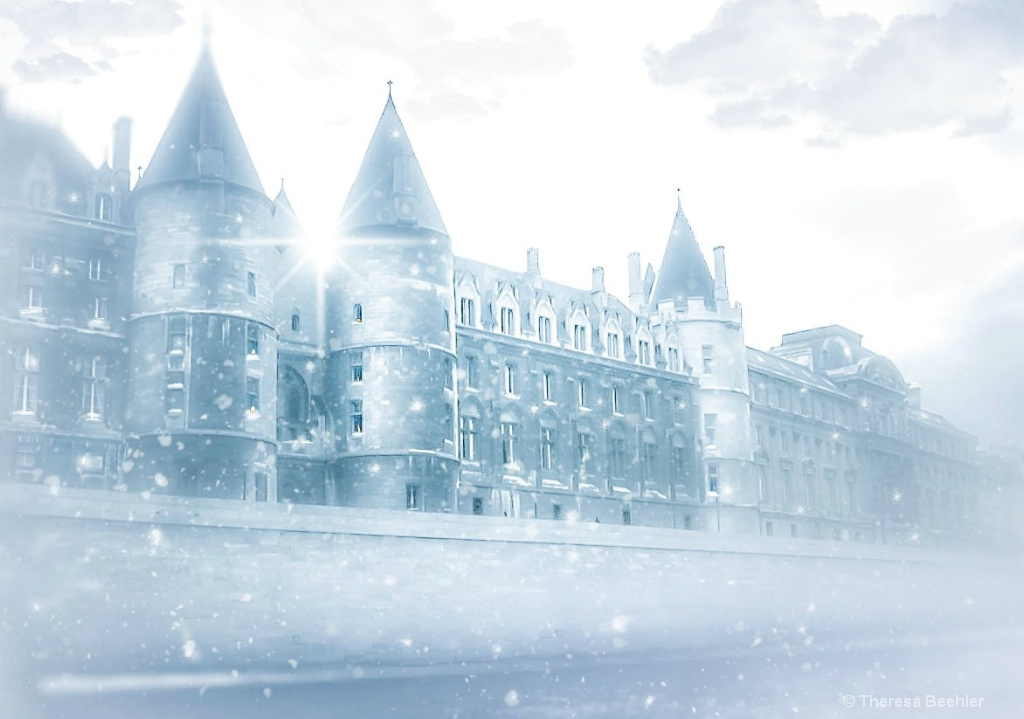 Architecture - Winter Day