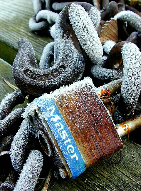 Frost on Rust