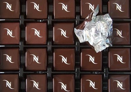 Do you like the chocolate ?