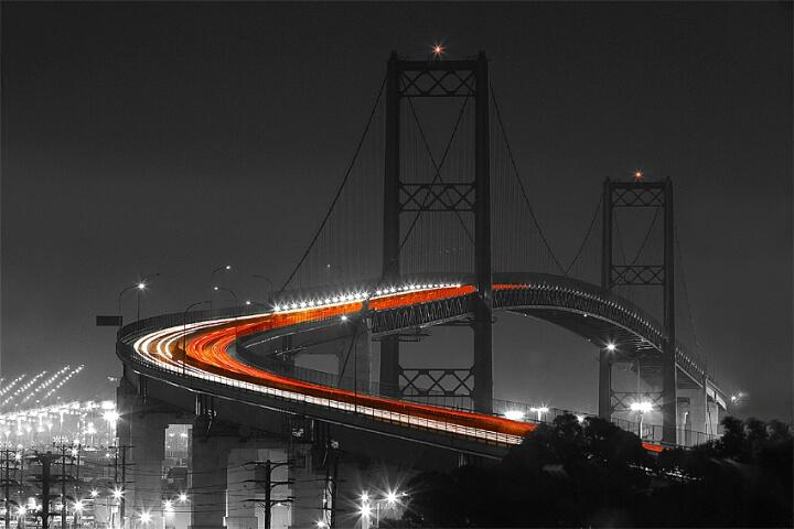 *over the bridge 2 *