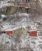 Red Quarry Shacks
