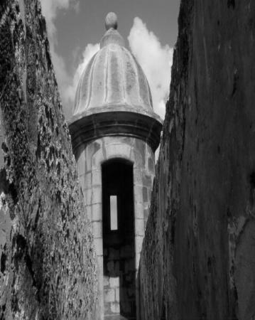 El Morro Gun Tower