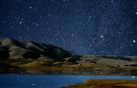 Gemini at Nicasio Reservoir