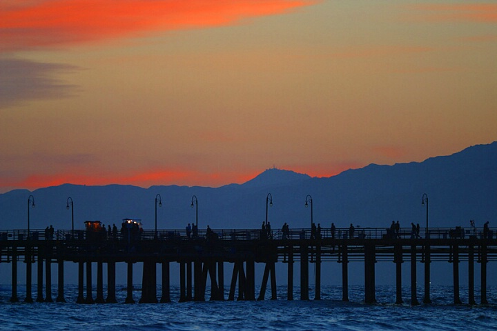*piers of california*