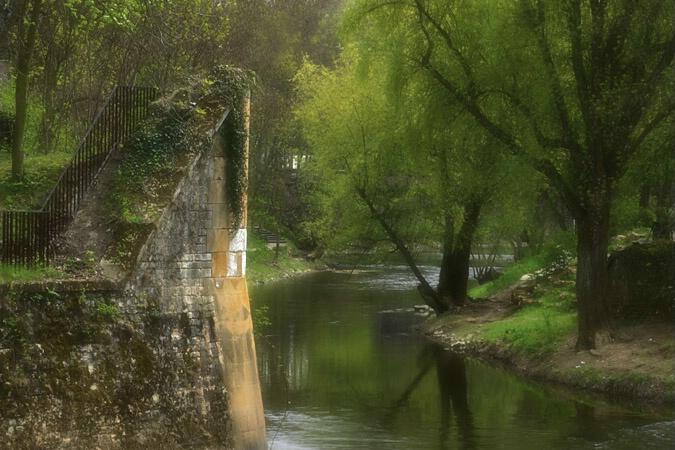 Antique ballad in Metz